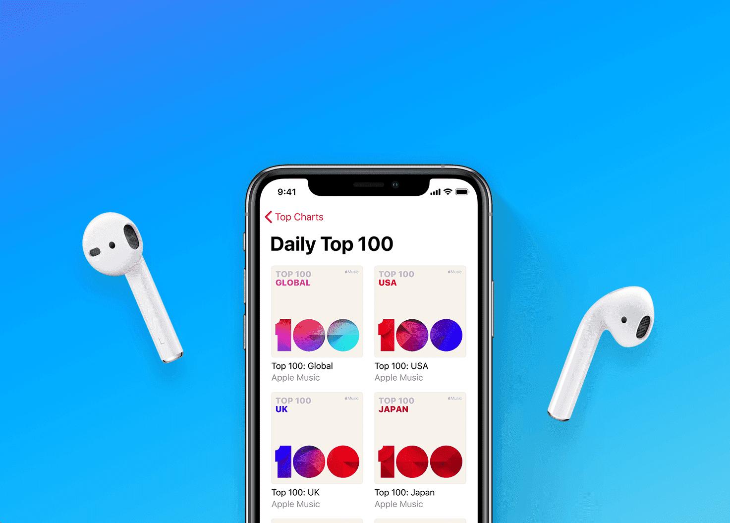 4 maanden gratis Apple Music (voor nieuwe klanten) via MediaMarkt
