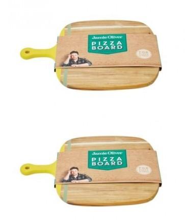 2-Pack Jamie Oliver Vintage Italian Pizza Serveerplank