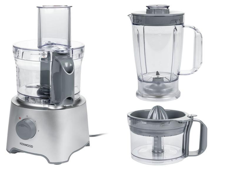 Kenwood Keukenmachine MultiPro Compact FDP302SI voor €59,99 @ lidl-shop