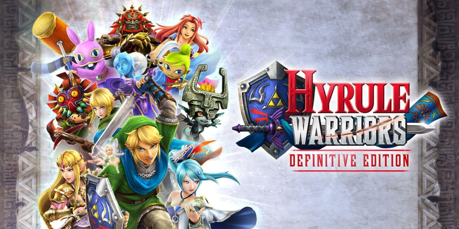 Hyrule Warriors Definitive Edition EU