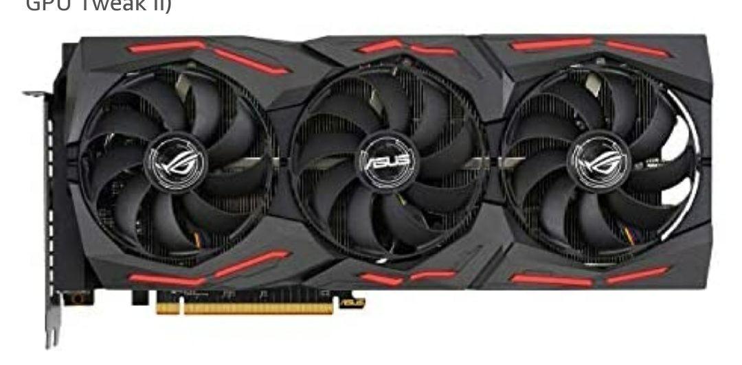 Asus ROG Strix Radeon RX5700 XT O8G Gaming