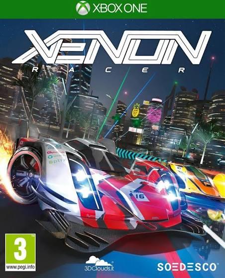 Xenon Racer Xbox One @ Microsoft