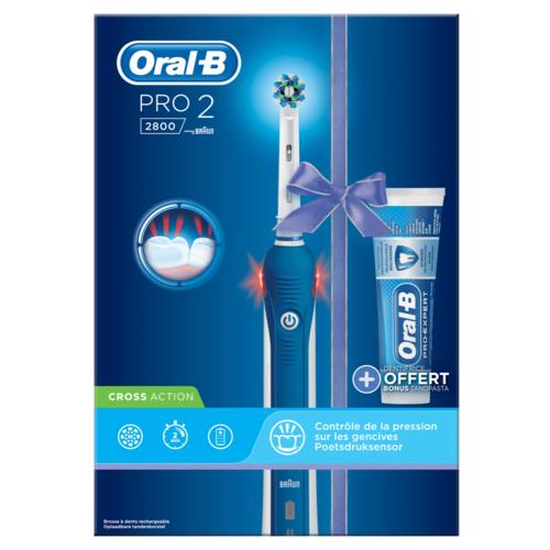 Oral-B Pro 2 elektrische tandenborstel