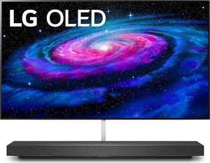 LG WX 65 inch 4K Smart OLED TV @Bol.com Via Partner