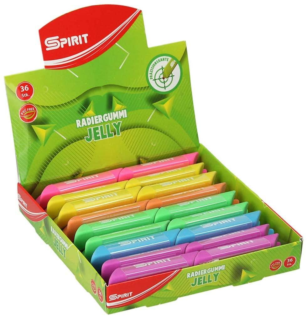 "SPIRIT gum""JELLY"" - 36 stuks per verpakking"