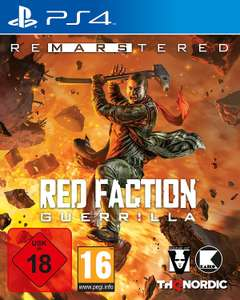 Red Faction Guerilla Re-Mars-Tered (PS4) @ Amazon.nl
