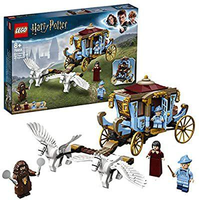 Lego De koets van Beauxbatons: aankomst bij Zweinstein™ (75958)