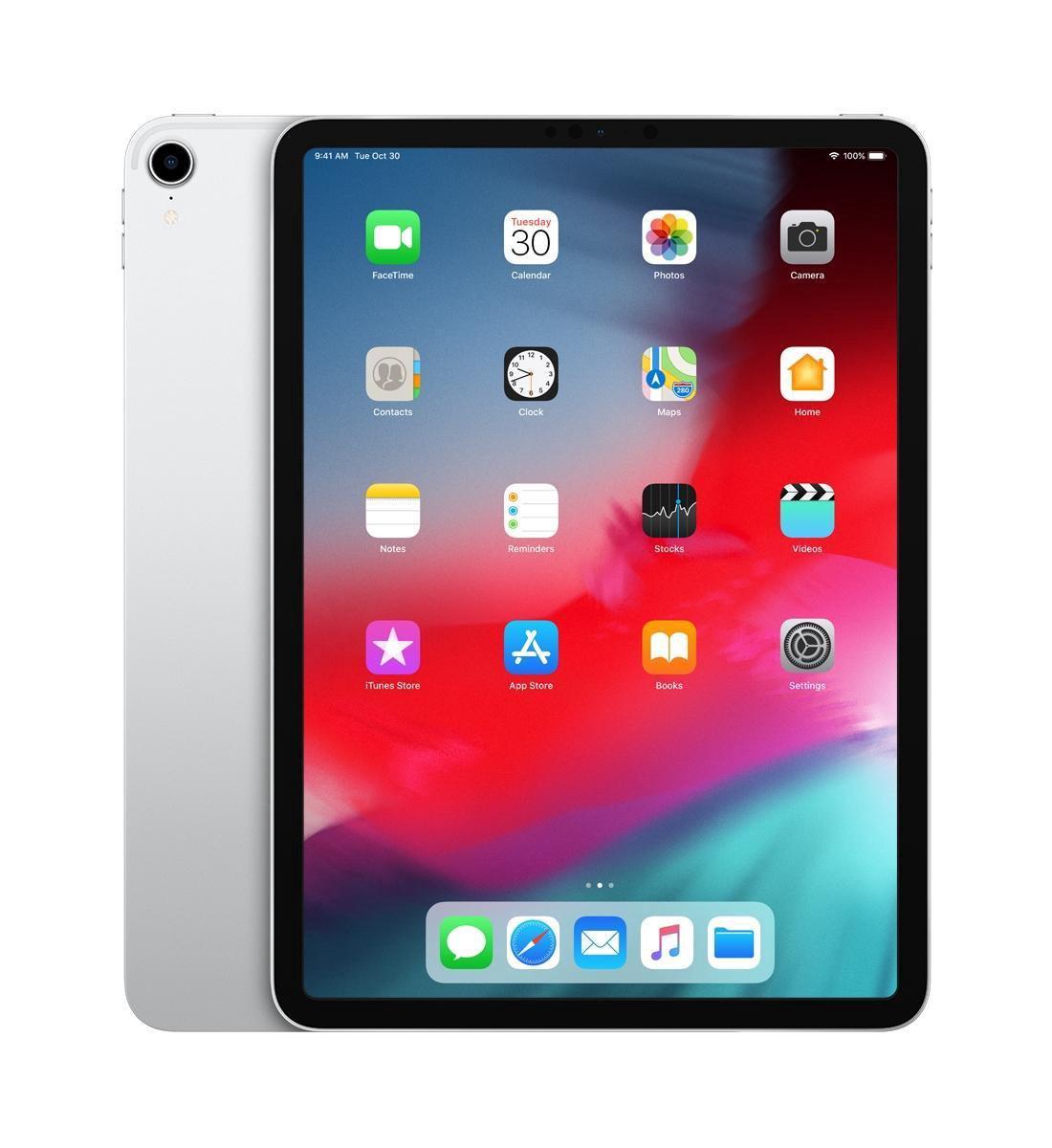Apple iPad Pro 2018 WiFi 64GB zilver