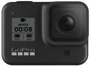 GoPro Hero 8 Black met SD kaart