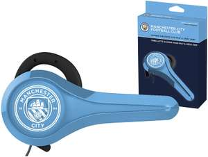 Subsonic Manchester City F.C. Gaming Headset (PS4/Xbox One) @ Amazon.nl
