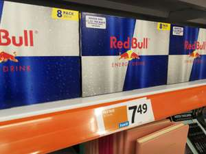 Red Bull energie drink - 8-pack