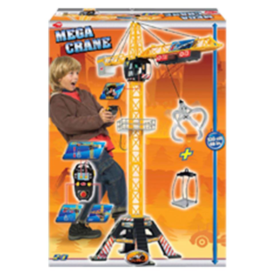 Dickie Mega Kraan (120cm) voor €24,99 @ Intertoys