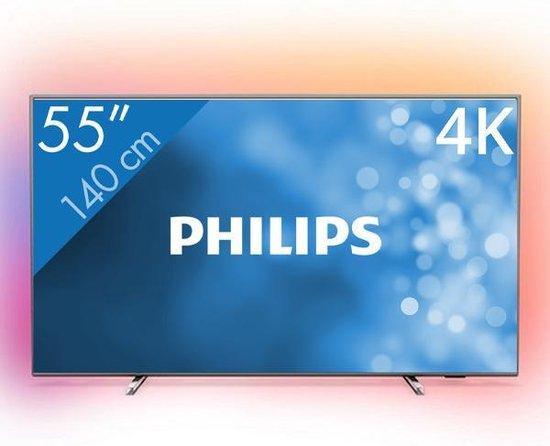 Philips 55PUS6754 | 55 inch 4K UHD Ambilight TV @ Bol.com