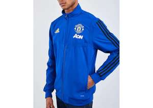Adidas Manchester United track suit top - XS, S, M, L