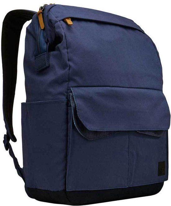 Case Logic LoDo laptop rugzak (blauw, 14 inch) voor €24,95 @bol.com