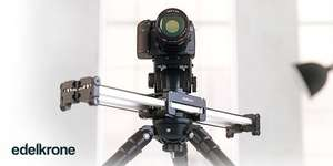 Edelkrone SliderPLUS Compact Camera Slider @Edelkrone