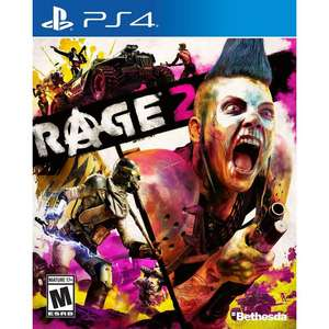Rage 2 PS4 Amazon
