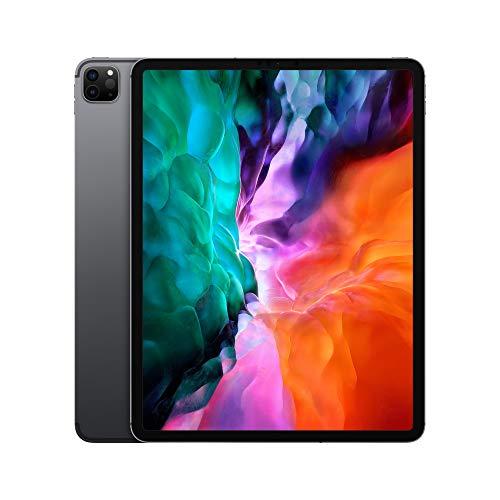 New Apple iPad Pro (12.9-inch, Wi-Fi + Cellular, 256GB) - Silver (4th Generation)