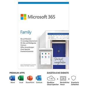 Microsoft 365 Family/Office