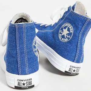 Converse All Star 'CTAS HI' sneakers (blauw)