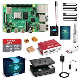 Labists Raspberry Pi 4 Model B 4GB kit