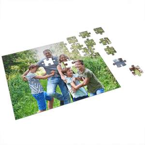 83% korting op een eigen foto op puzzel: 120 pcs - €4,92 / 200 pcs - €5,94 @ CanvasCompany