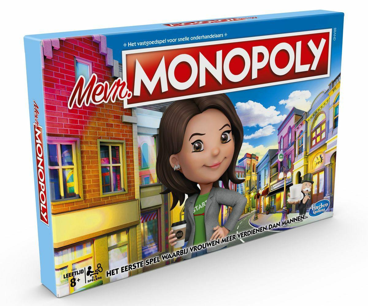 Mevrouw Monopoly @ Bol.com