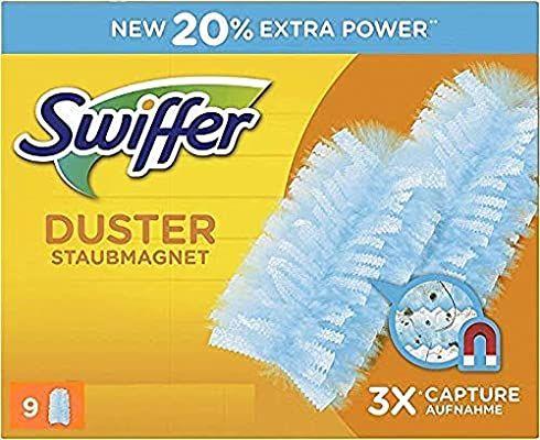 Swiffer duster navulling (18 stuks €0.335 per stuk) @Amazon abo&besparen