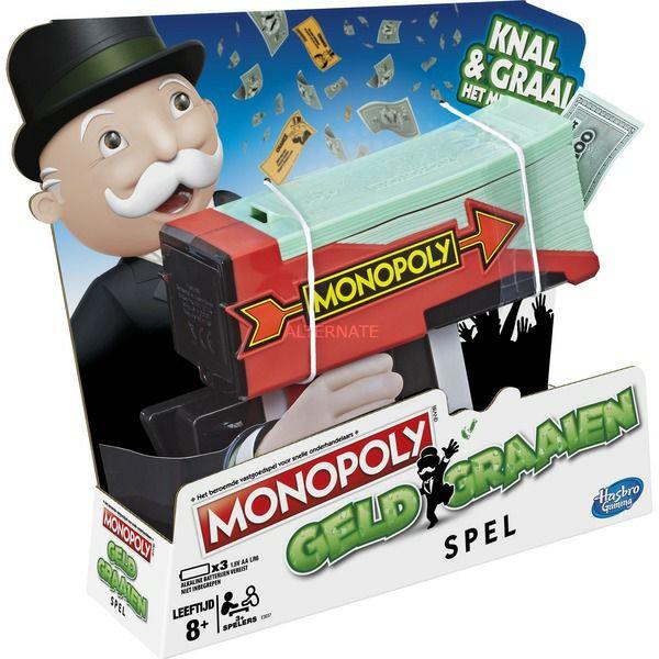 Monopoly Geld Graaien Spel @ Bol.com