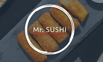 15% korting bij Mr.Sushi t/m 24 juli 2020