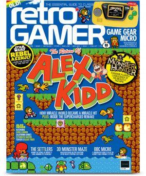 6 maanden Retro Gamer (of een ander magazine)