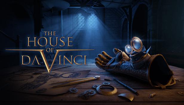 The House of Da Vinci €4 @Steam