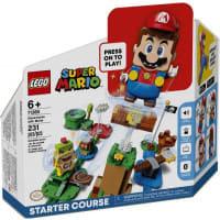 LEGO Super Mario Avonturen Met Mario Starter Set (71360) + Super Mario Mushroom Surprise Expansion Set (30385)