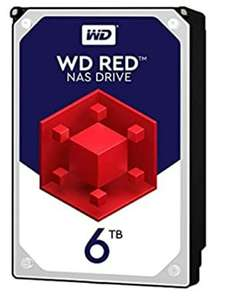 WD RED 6TB NAS harde schijf
