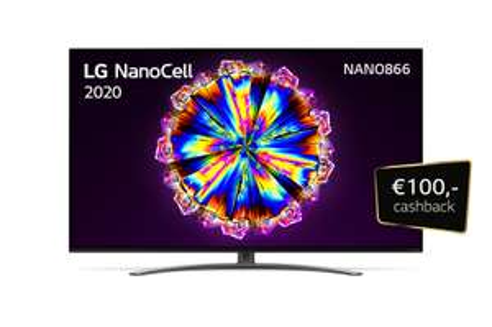 LG 65NANO866NA | 65 inch 120Hz 4K HDMI 2.1 TV