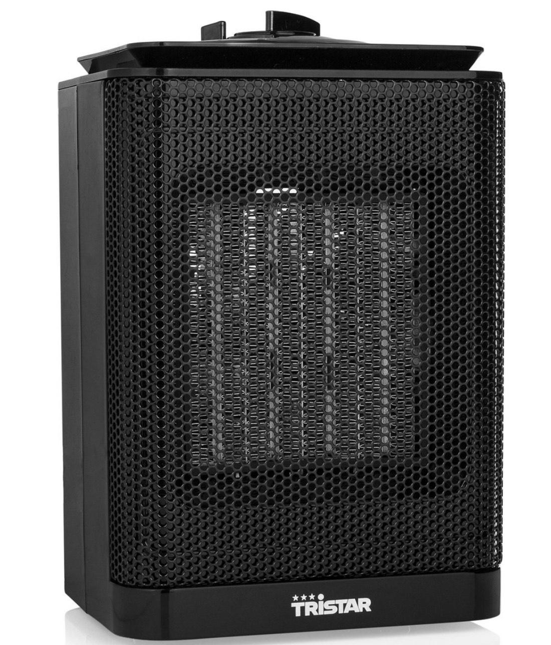 Tristar KA-5013 Elektrische Keramische Kachel met Oscillatie / omvalbeveiliging en oververhittingsfunctie @ Amazon.nl