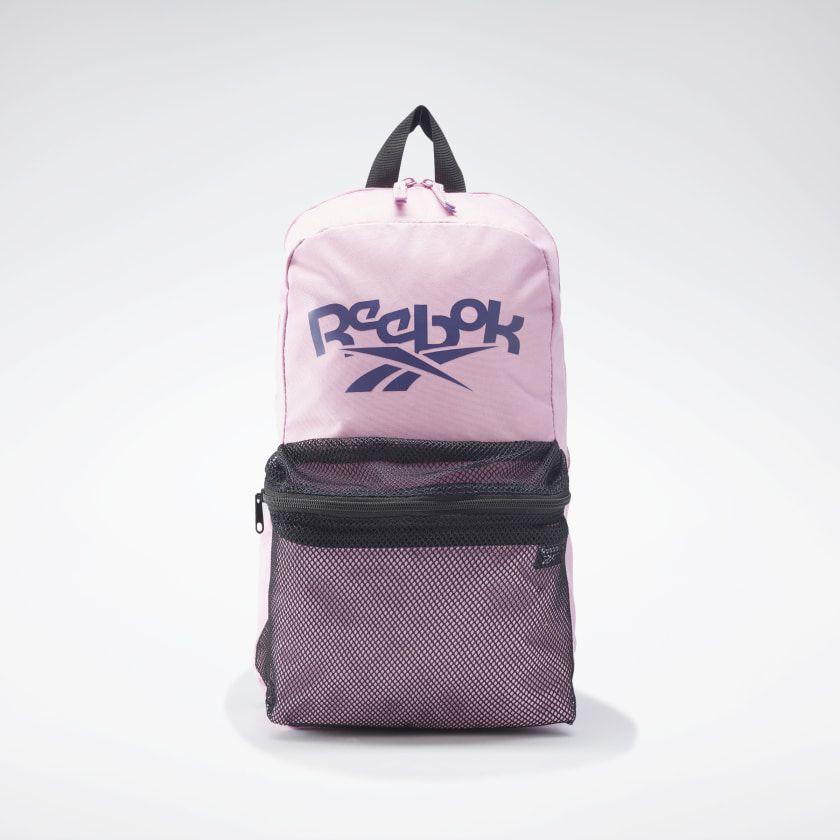 Reebok kids rugzak (roze, met afneembare lunchtrommel) @Zalando