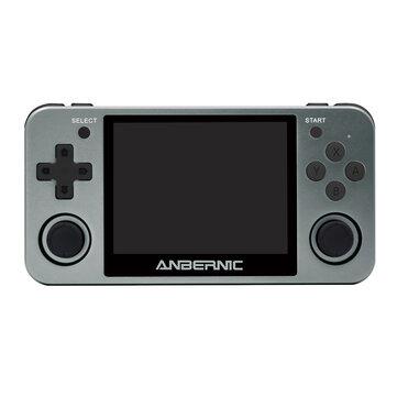 "Anbernic RG350M - 3.5"" Aluminium Retro Gaming Handheld"