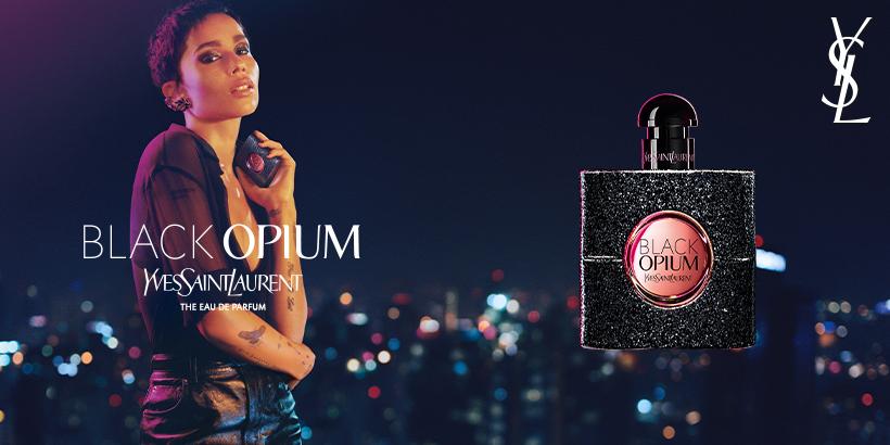 GRATIS SAMPLE: Yves Saint Laurent Black Opium