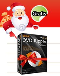 WinX DVD Ripper Platinum V7.5.12 Volledig GRATIS