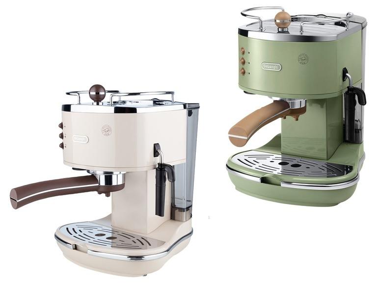 De'Longhi Icona Vintage ECOV311 espressomachine (groen/beige)