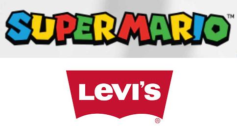 Laatste maten: 50% korting op Levi's x Super Mario + 10% extra korting en gratis verzending @ Levi's