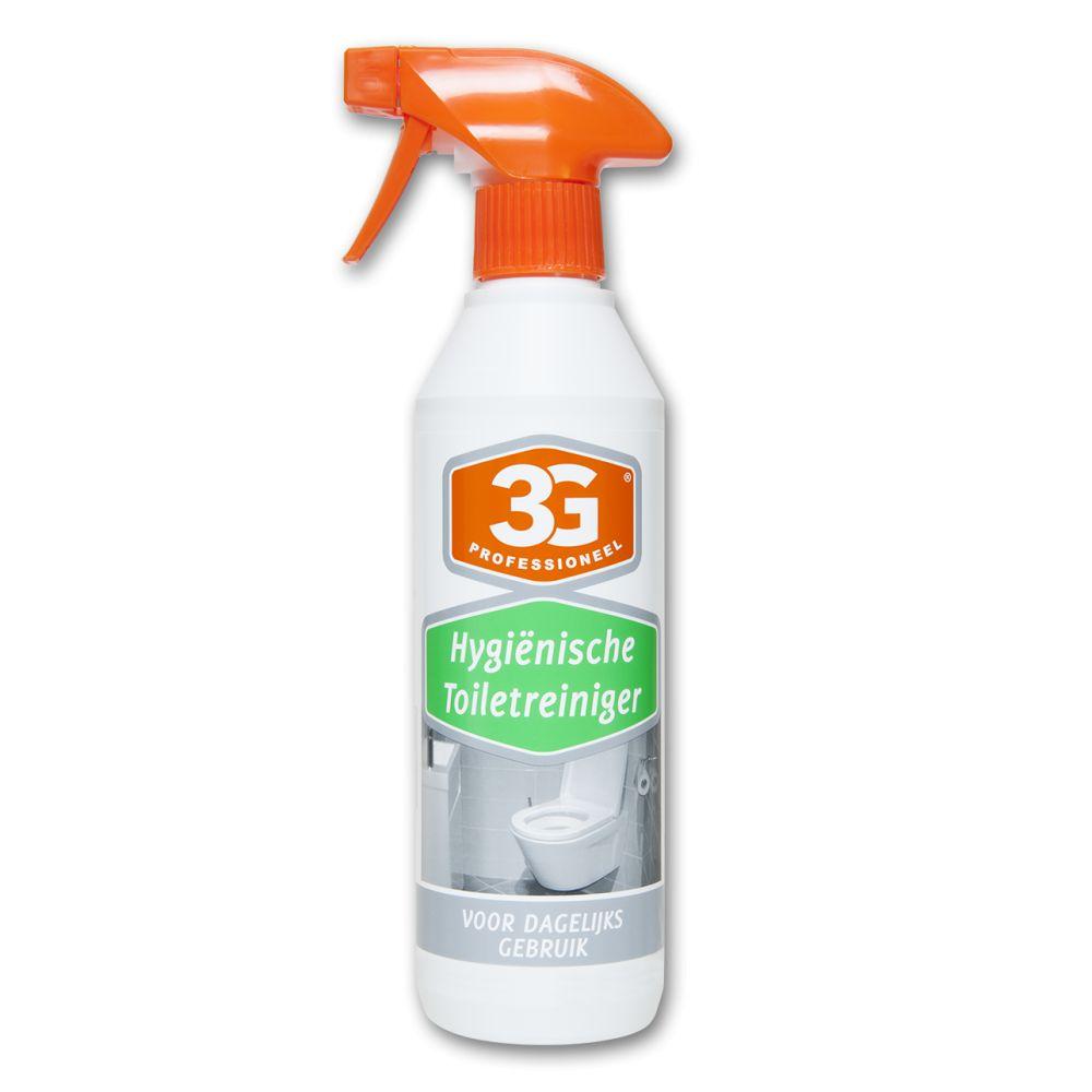 3G Professioneel Hygienische Toiletreiniger 500 ml voor €0,67 @ Plein