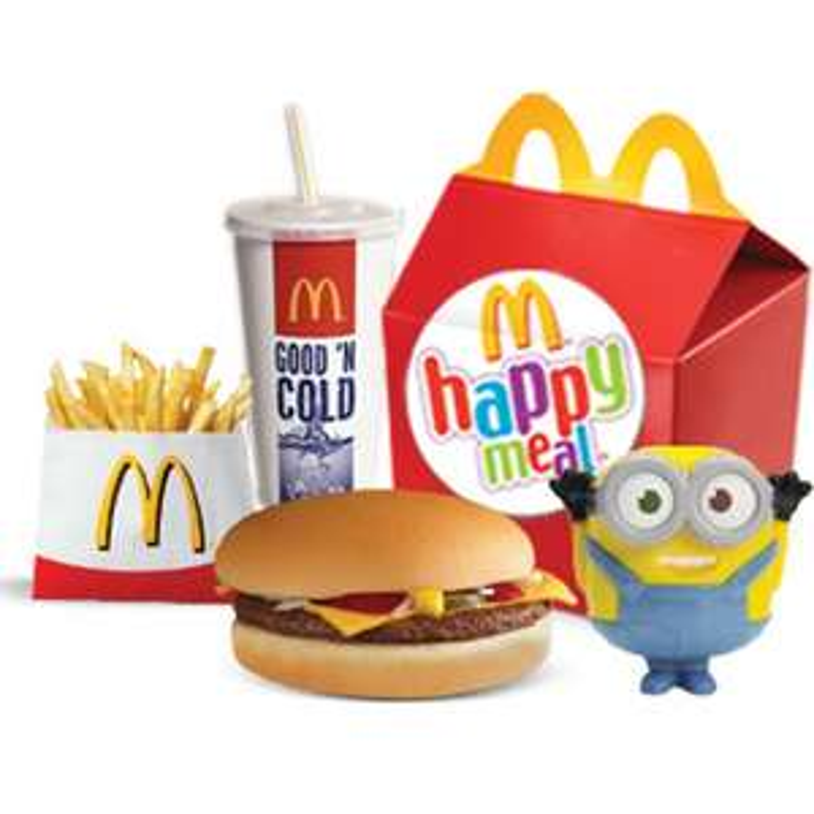 Happy Meal & andere McDonald's kortingscodes (week 30)