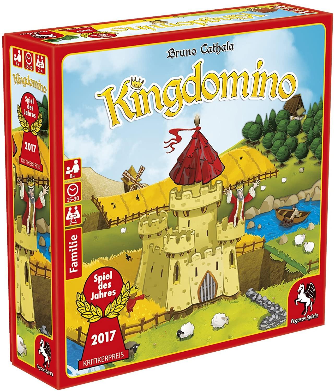 Kingdomino (Duitse editie - taalonafhankelijk) spel voor €9,74 gratis verzending @ Amazon NL