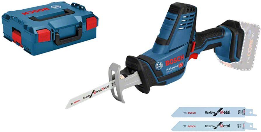 Bosch Reciprozaag GSA 18 V-LI C in L-Boxx zonder accu