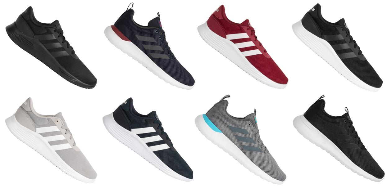 8 vers. kleuren Adidas Lite Racer voor €29,99 per paar @ Sport-korting