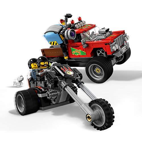 LEGO® Hidden Side™ El Fuego's stunttruck (70421)