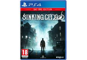 The Sinking City Day One Edition (PS4) @ Media Markt
