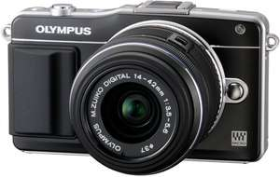 Olympus PEN E-PM2 + 14-42mm voor 24,20 euro